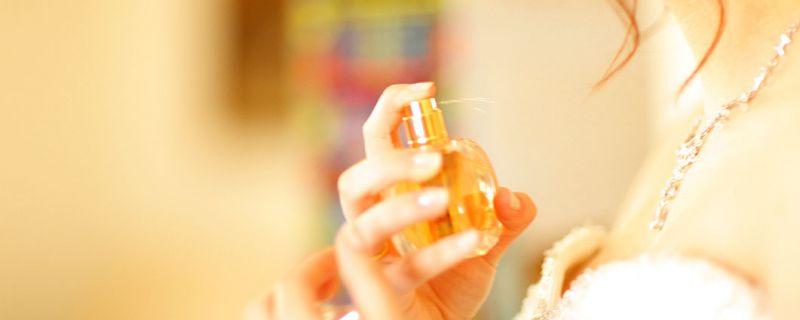 El perfume es uno de los detalles que no debes descuidar en tu gran día.