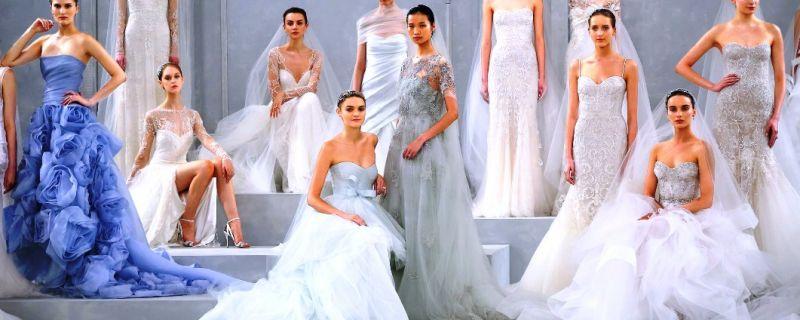 Así fue la New York Bridal Week 2015