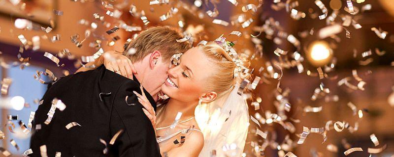 Elegir confeti para tu boda