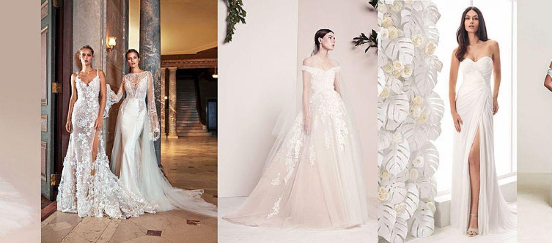 te casas en 2018? estos son los vestidos de novia que vas a llevar