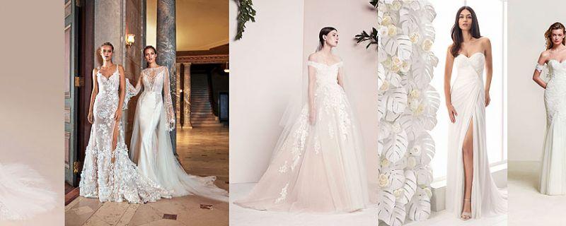 ¿Te casas en 2018? Estos son los vestidos de novia que vas a llevar