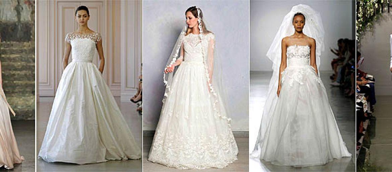 todas las tendencias en vestidos de novia 2016 | eventizate, bodas y
