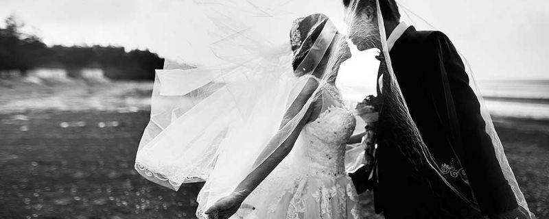 ¿Qué estilo de velo debes usar según tu vestido de novia?