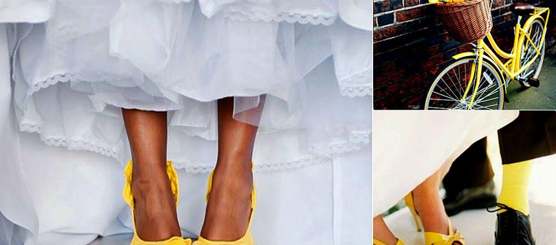 Amarillo, el color de moda esta primavera