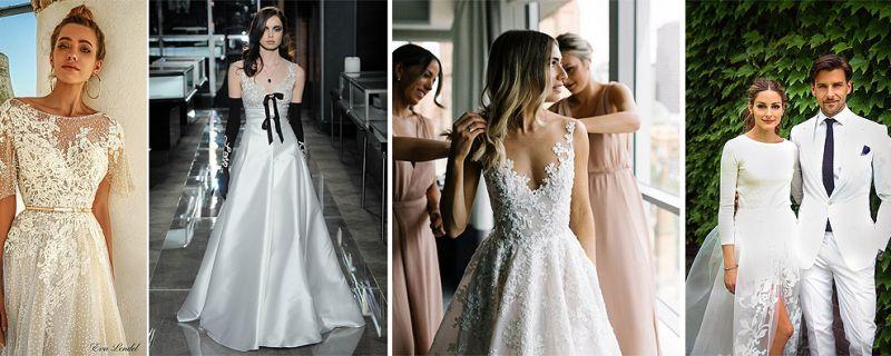 10 vestidos que toda novia querrá usar en su boda