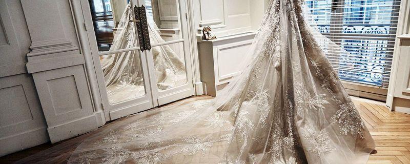 Metalizados y 'Glitter' para las bodas del 2017