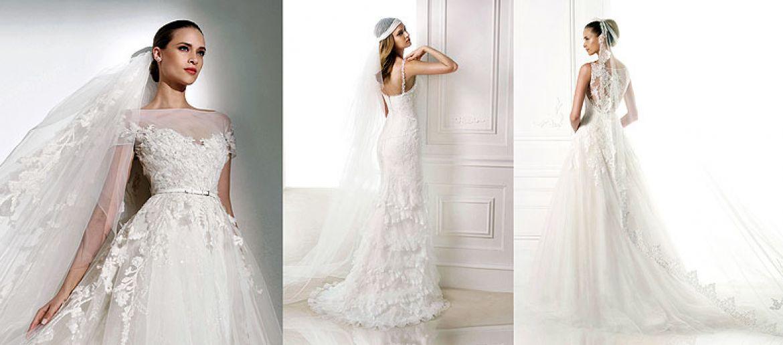 Cómo elegir el velo de novia adecuado para el vestido