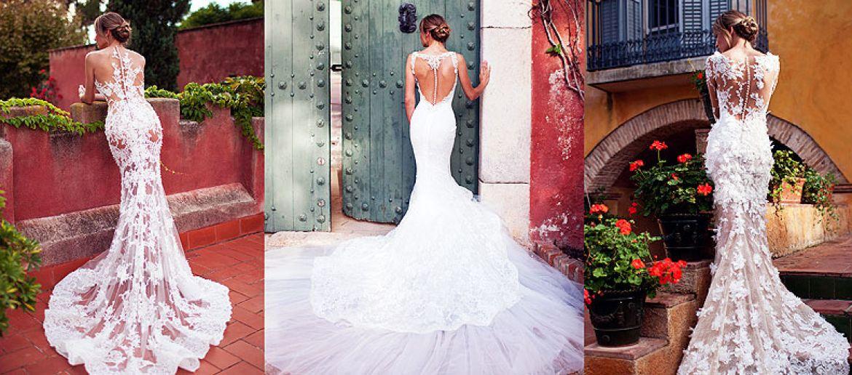 vestidos para las novias sexys | eventizate, bodas y eventos en