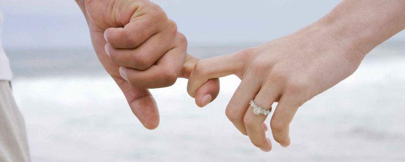 Dónde ponerse la alianza de boda