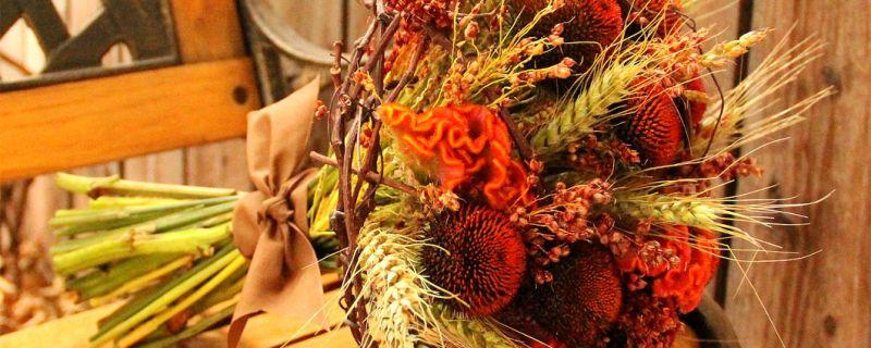 Una boda en otoño