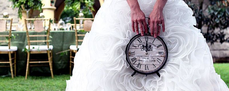 ¡Decidiendo la fecha de la boda!