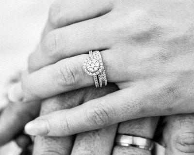 Diferencia entre anillo de compromiso y anillo de boda
