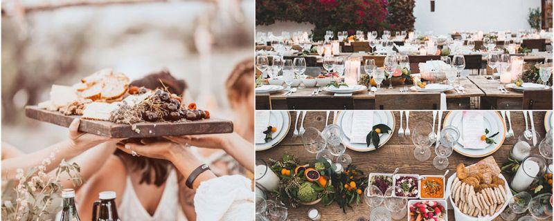 10 deliciosas alternativas de catering que tus invitados amarán